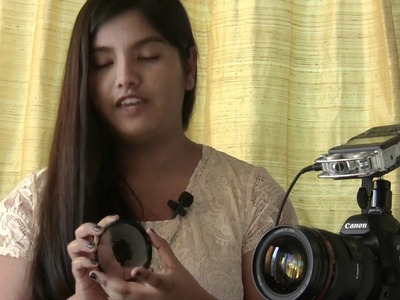 Ultimate DIY Soft Focus Filter for photographers and filmmakers