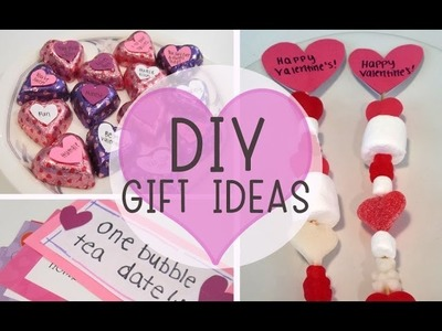 3 Easy DIY Valentine's Gifts for Him, Her, or Anyone!