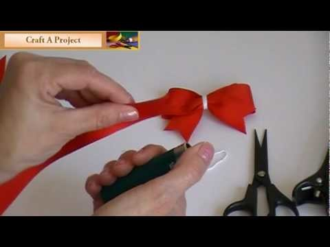 Basic Bow 2: Double Loop