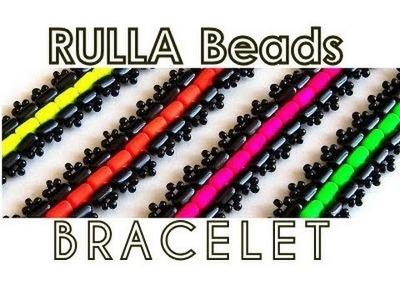 Beading Ideas - Rulla Summer Bracelet
