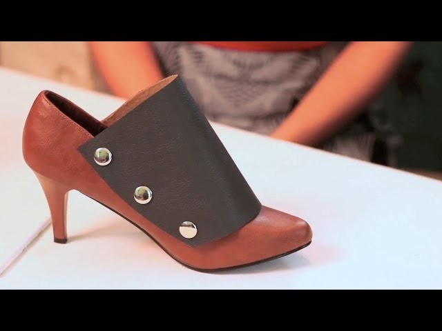 Best Shoe Makeover Ever! ThreadBanger How-to