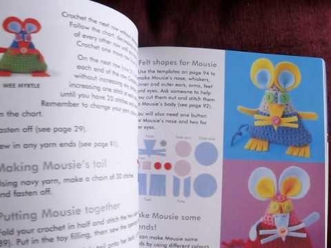 Crochet for  Beginners-Book Review: Kids Learn To Crochet