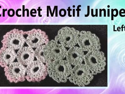 Crochet Lace Juniper Left Hand Crochet Geek