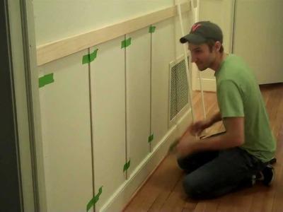 DIY Board & Batten: Part 1 - Construction
