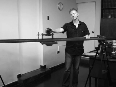 DIY Camera Slider Tutorial. How to with RigWheels
