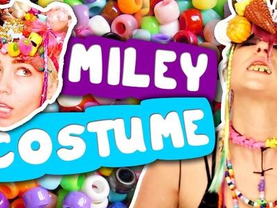 DIY Miley Cyrus Halloween Costume 2014 Crafting Queen