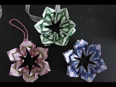 Flower Ornament Tutorial