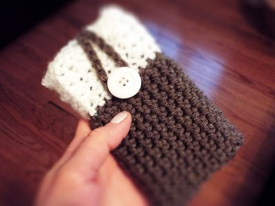 ♡ How To: Crochet Phone Case