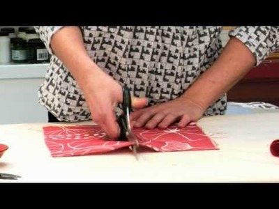 How to Make Patchwork Coasters with Lotta Jansdotter