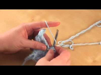 How to: Popcorn Stitch