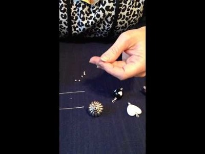How To Use Eye Pins