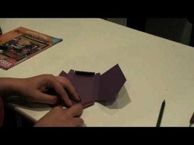 Make Your Own Scrapbook Box from Oriental Trading