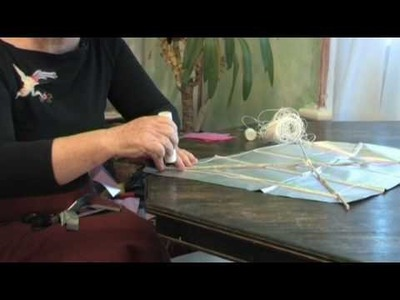 Paper Crafts  : How to Make a Tissue Paper Kite