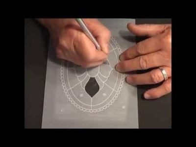 Parchment Craft - PCA NEW Cut Out method!