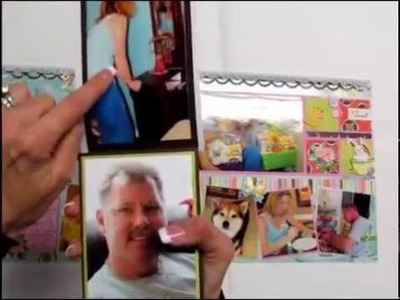 Power Scrapbooking Layouts Video 14: 12x24 Interactive Easter Layouts