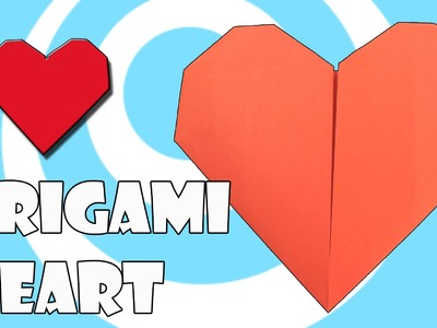 Printing Paper Origami Heart Tutorial (Origamite)