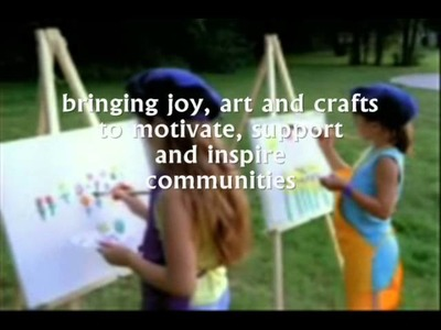 Project Kindness :  Using ART & CRAFTS for Healing