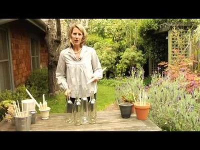 Remodelista DIY Video: Simple Candle Ideas for Outdoor Entertaining