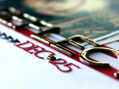 Scrapbooking Process :: Reflection