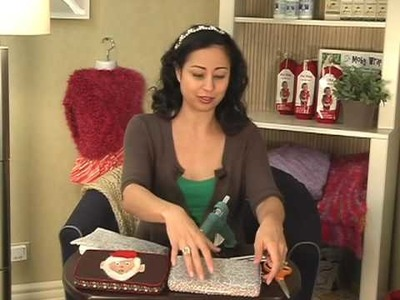 Sonya Nimri:  Craft, Baby Wipes Cover