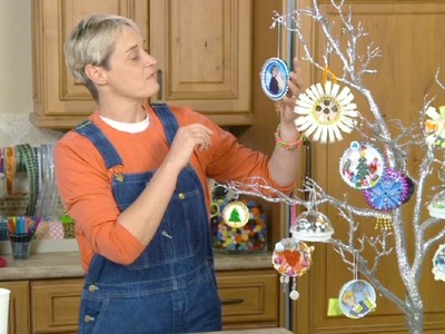 Sophie's World: Coffee cup ornaments