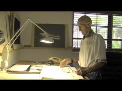A Chris Craft Commander film: Fred Hudson