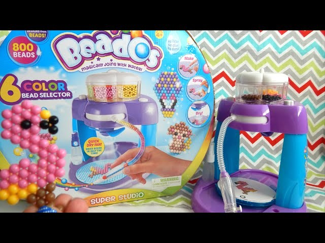 Beados Super Studio Set with Quick Dry Fan and Styling Pen