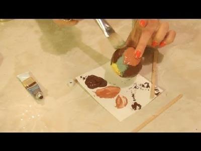 Buckeye Nut Crafts : Kids' Crafts & More