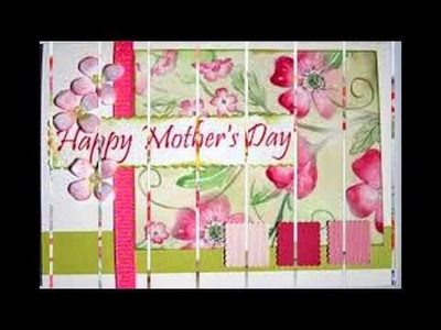 Creative Mother's Day Card Ideas