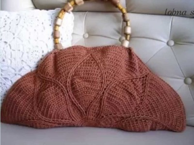 Crochet| Bag Simplicity Patterns 10