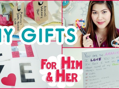 DIY Anniversary Gifts or Valentine's Day Gifts For Him Or Her | DecorateYou