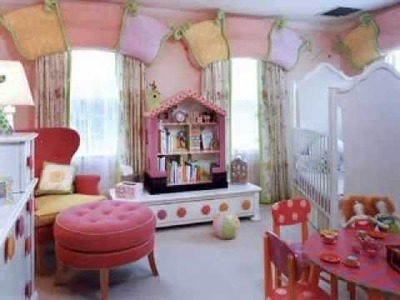 DIY Little girl room decorating ideas