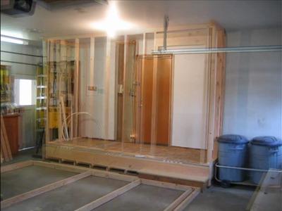 DIY Main-floor Laundry Room Addition