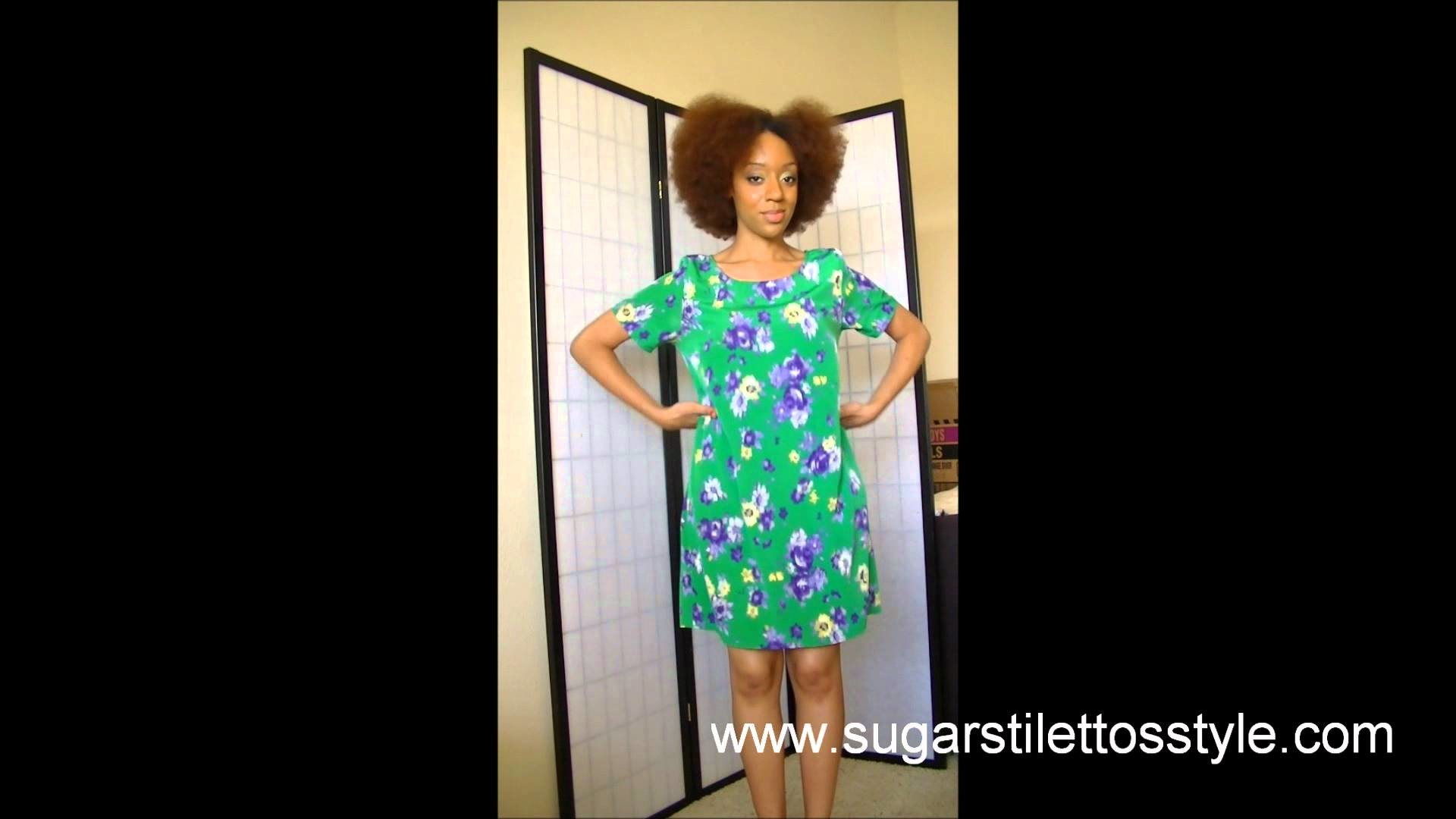DIY Peplum shirt **No sew** and another outfit