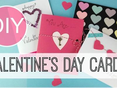 DIY Valentine's Day Cards | by Michele Baratta