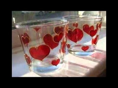 Easy Glass Painting Patterns