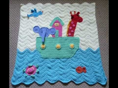 How To Baby Blanket-Knitted