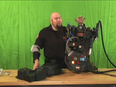 How to build a Ghostbusters Proton Pack - Assembly Instructions for BPS DIY KIT