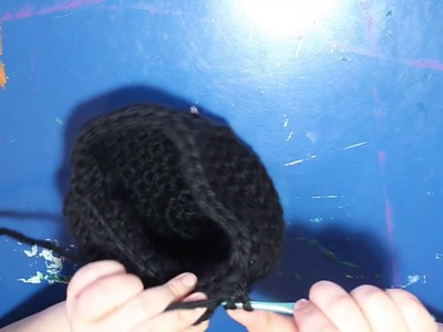 How To Crochet: The LexCrochet Super Bulky Hat & Brim