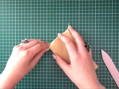 How to : Envelope Bag