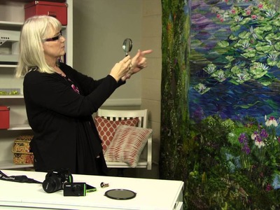 How To Get Perspective On Your Quilt Designs with Jan Krentz from Craftsy.com