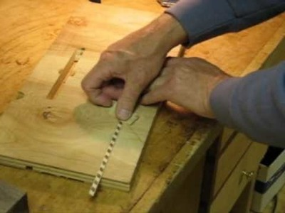 How to Inlay a Wood Inlay Banding