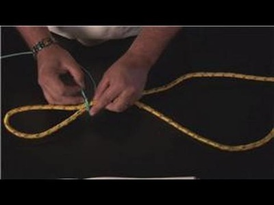 How to Tie a Loop : Constrictor Knot