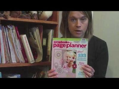 Idea Book Organization for Scrapbookers