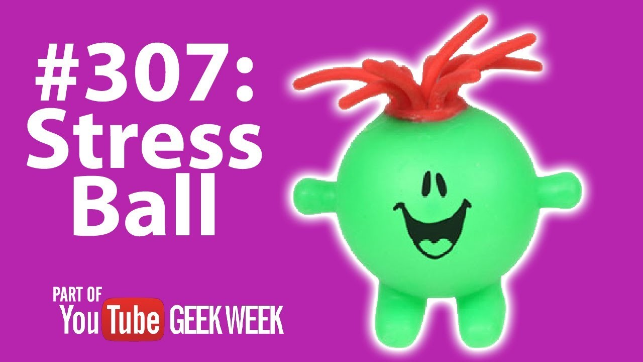 Is It A Good Idea To Microwave A Stress Ball? #GeekWeek