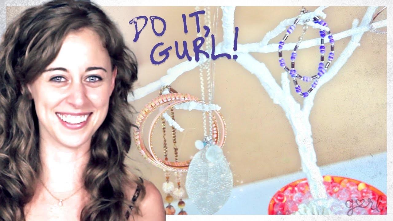 Jewelry Tree - Do It, Gurl