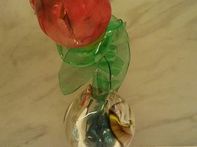 Make a Plastic Bottle Tulip - DIY Crafts - Guidecentral