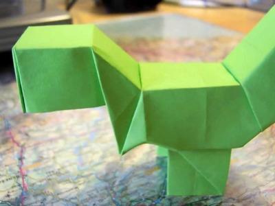 Origami Block T-rex ( Jo Nakashima ) finished