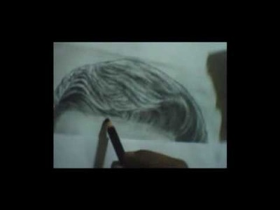 QUEEN Art & Craft - HOW TO DRAW (CHARCOAL)  PART 1,by vipin