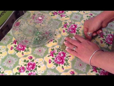 Steam Blocking Crochet Tutorial
